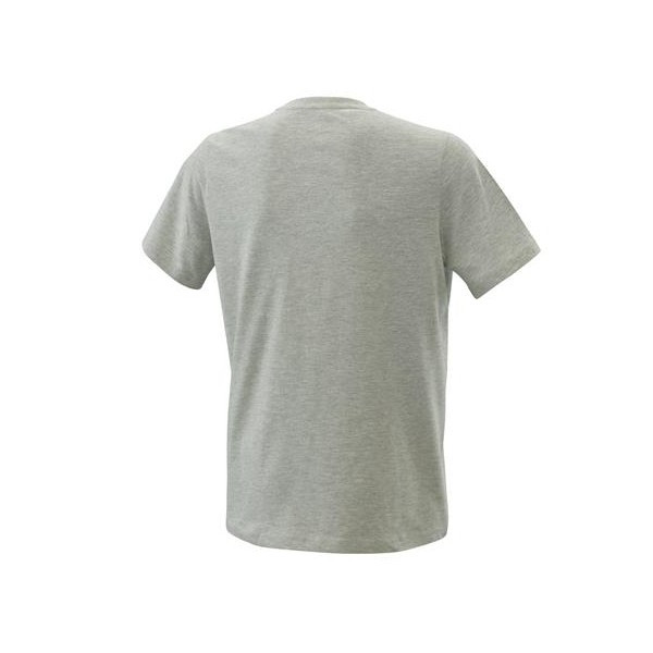 KTM Radical Sliced TEE - Grey Melange