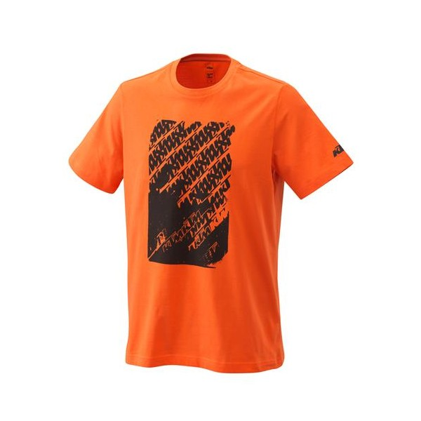 KTM Radical Logo Tee - Orange 2021