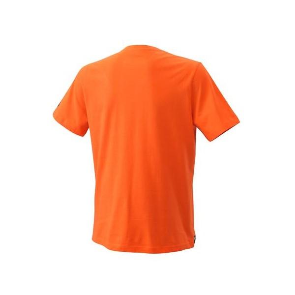 KTM Radical Logo Tee - Orange 2021