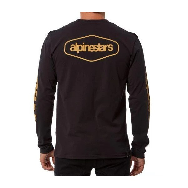 Alpinestars Outland Premium LS Tee T-Shirt Black