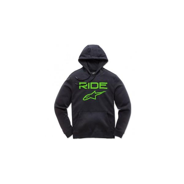 Alpinestars Ride 2.0 Fleece Black & Green