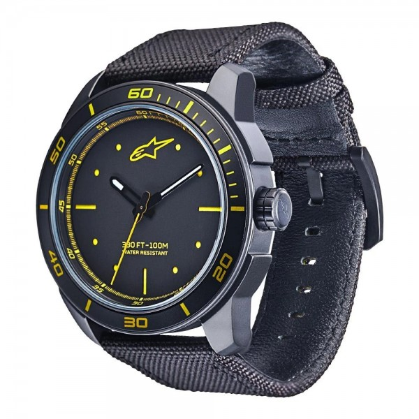 Alpinestars Tech Watch 3H NS Black/Yellow