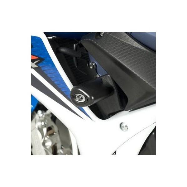 R&G Crash Protectors - Aero Style for Suzuki GSX-R600 (11-18) and GSX-R750 11-18