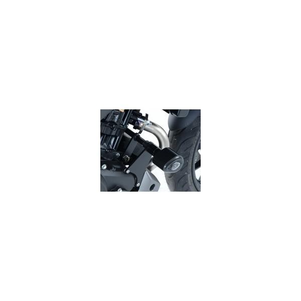 Aero Crash Protectors - Aero Style for Yamaha MT-125 '14- for Yamaha MT-125 (2019)