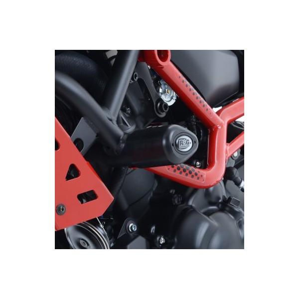 Aero Crash Protectors for Yamaha MT-07 Moto Cage '15- for Yamaha MT-07 MOTO CAGE (2016)