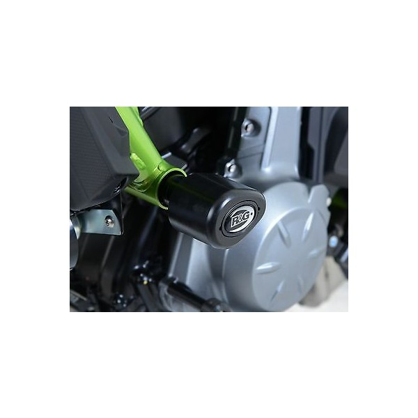 Crash Protectors - Aero Style for Kawasaki Z650 '17 and Ninja 650 '17 for Kawasaki Z650 (2018)