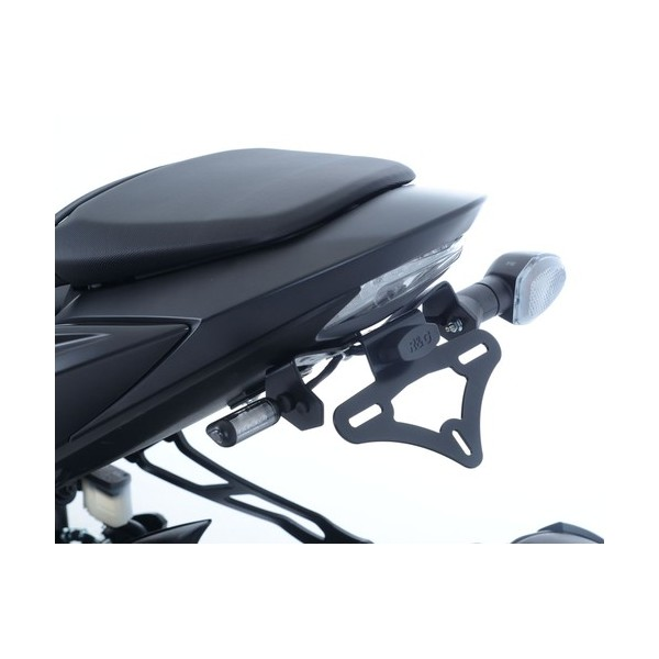 R&G Tail Tidy/Licence Plate Holder for the Suzuki GSX-R600 L1 '11-15 and GSX-R750 L1 '11-15