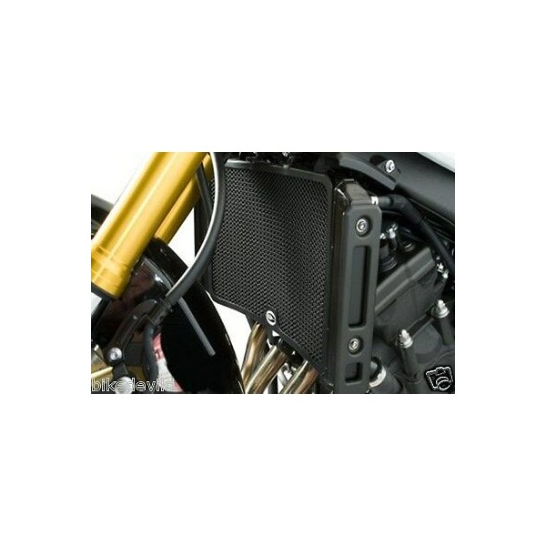R&G Radiator Guard for Yamaha FZ8 '10- and Yamaha FZ1 models for Yamaha FZ1-N (All Years)