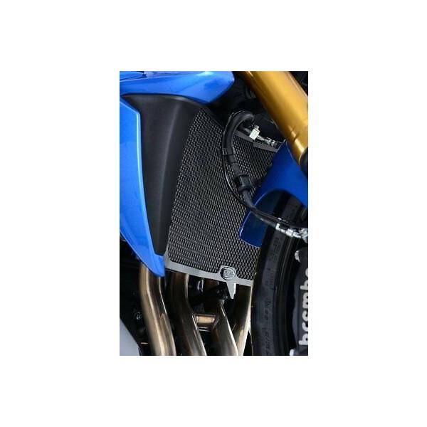 R&G Radiator Guard for the Suzuki GSX-S 1000 / FA '15- & Katana '19- models BLACK OPTION