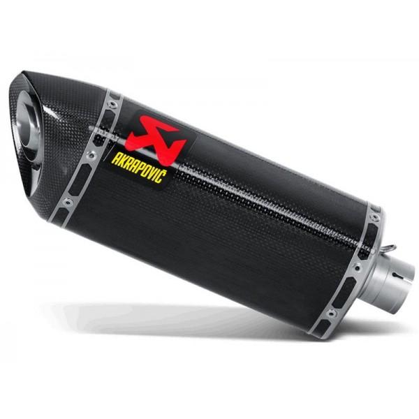 Akrapovic Carbon Silencer Slip-On Kit Yamaha YZF-R6 2008-2009