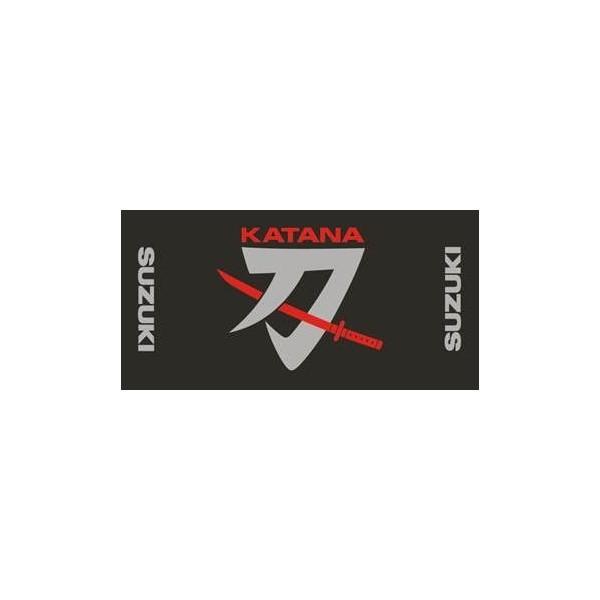 Genuine Suzuki Katana Garage Mat