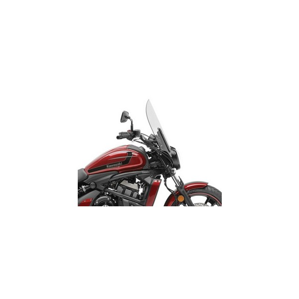 Windshield Large (Clear) VULCAN S