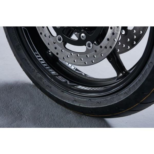 Suzuki SV650 Wheel Rim Decal (Per Wheel)