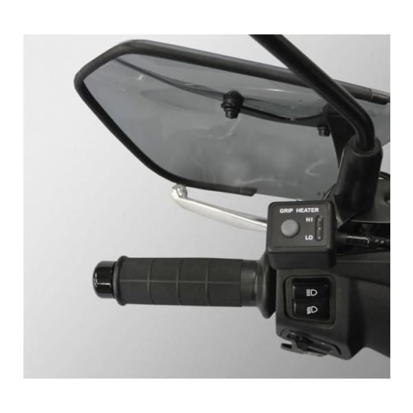 Suzuki Address UK110 Genuine Heated Grip Set