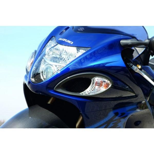 Suzuki Hyabusa Carbon look Intake Cover Set