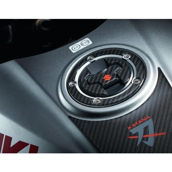 Genuine Suzuki Katana Fuel Cap Protection