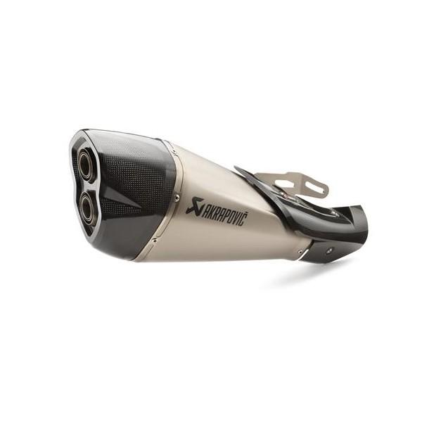 "KTM Akrapovic ""Slip-On Line"" Titanium exhaust Super Duke R 2020>"