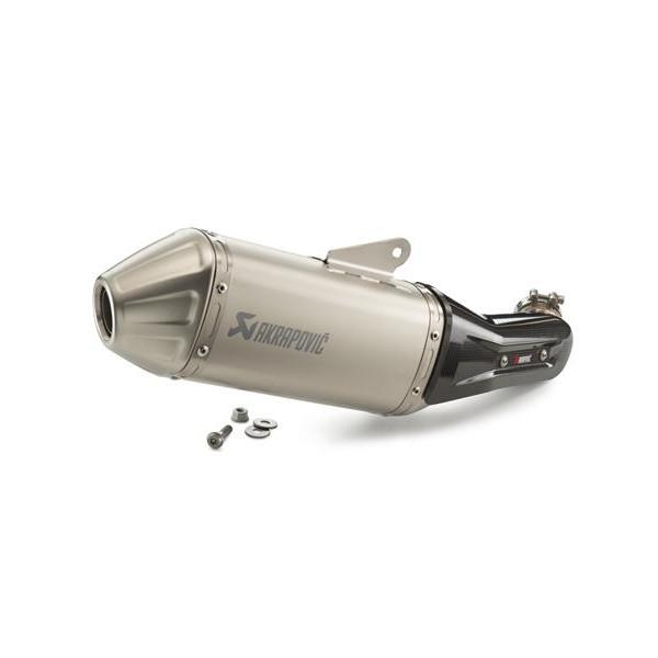 "KTM Akrapovic ""Slip-On Line"" Titanium exhaust 390 Adventure 20>"