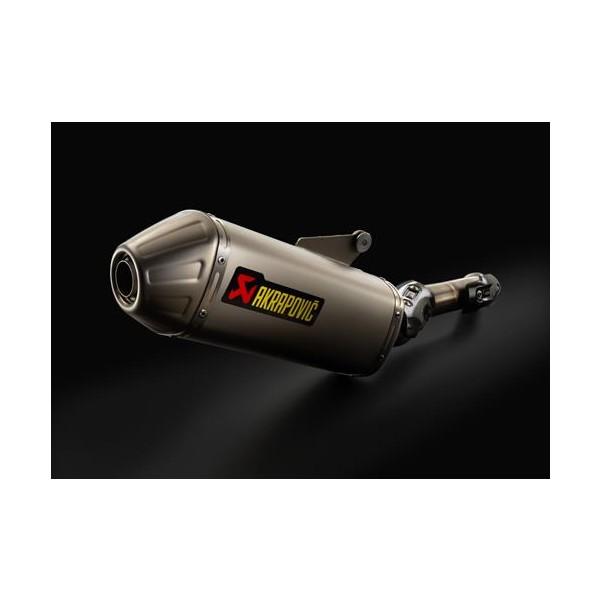 """KTM Akrapovic """"Slip-On Line"""" Titanium exhaust 790 ADV/ADV R 19-20"""