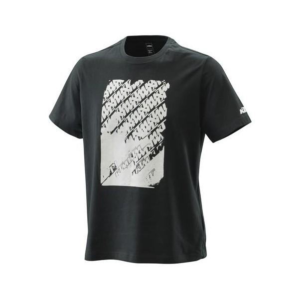 KTM Radical Logo Tee - Black 2021