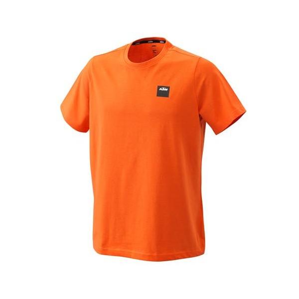KTM Pure Racing Tee 2021 - Orange