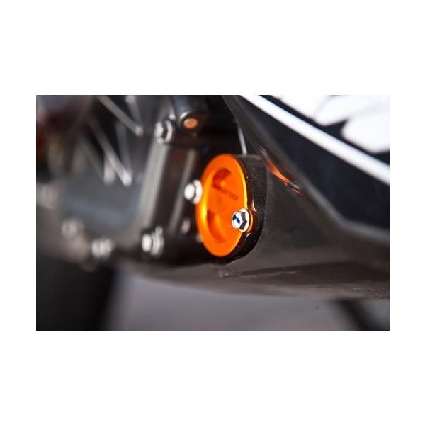 KTM Factory Oil Filter Cover