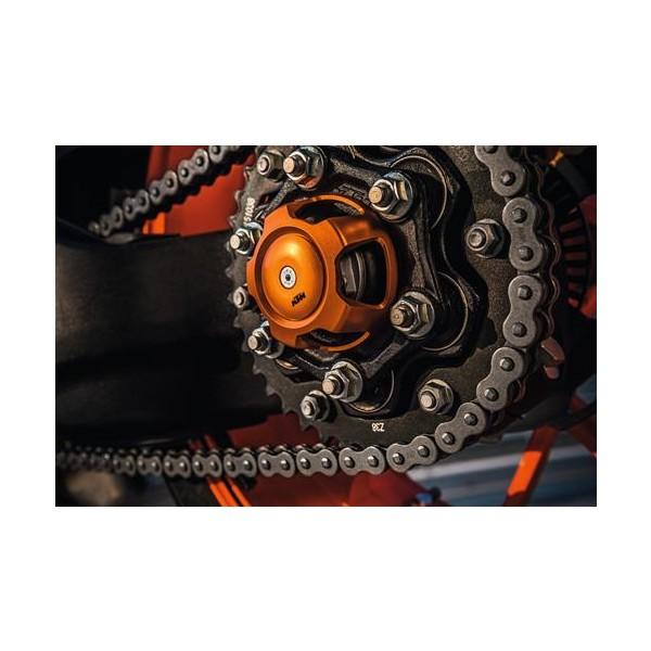 KTM Rear Axle Cover