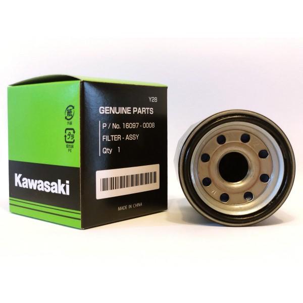 Genuine O.E.M Kawasaki Oil Filter 160970008