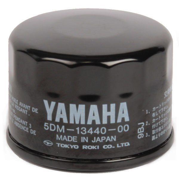 Genuine O.E.M Yamaha Oil Filter 5DM134400000