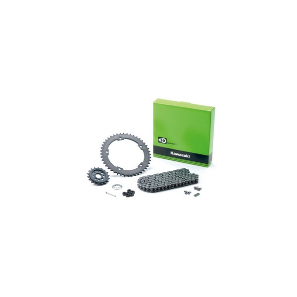 Genuine chain kit Ninja H2 SX (ZXT02A/B/D)