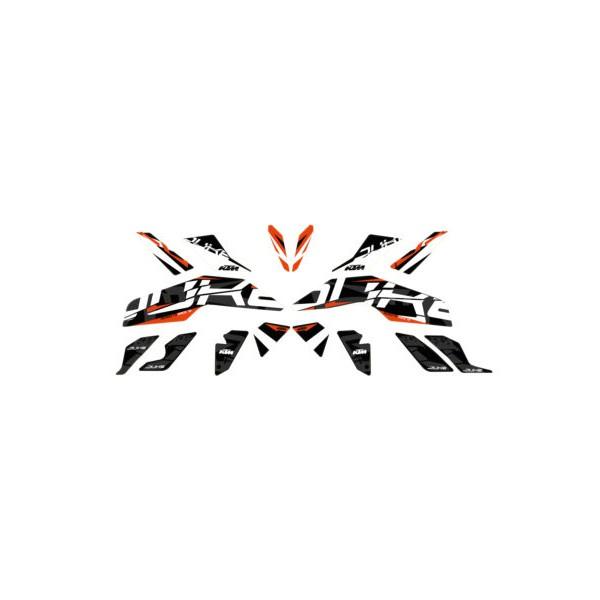 KTM Style Graphics Kit