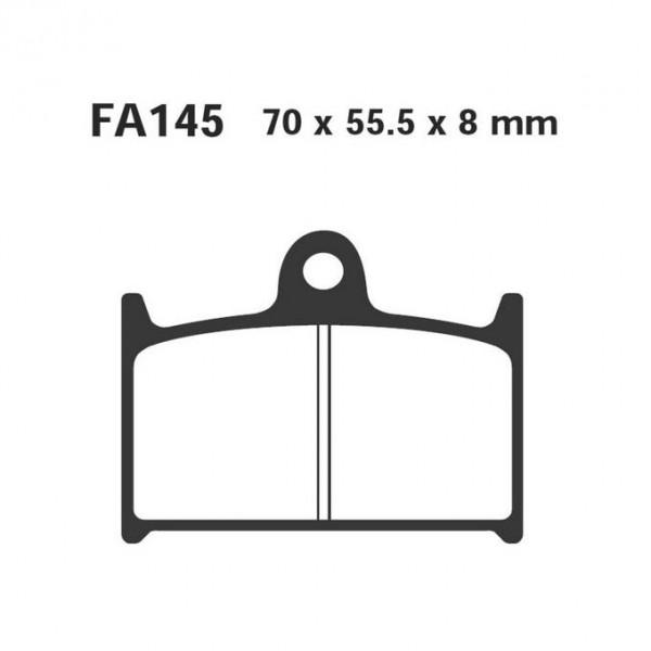 EBC FA145 Brake Pad Set