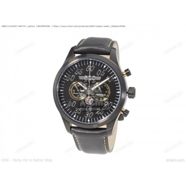 Kawasaki W800 Classic Watch