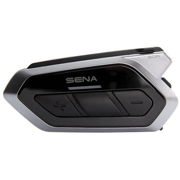 SENA 50R Bluetooth Headset & Intercom - Single
