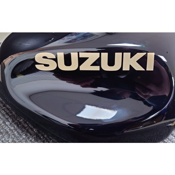 Genuine Suzuki GSF600 MK1 - FUEL TANK(V W X  MODEL)