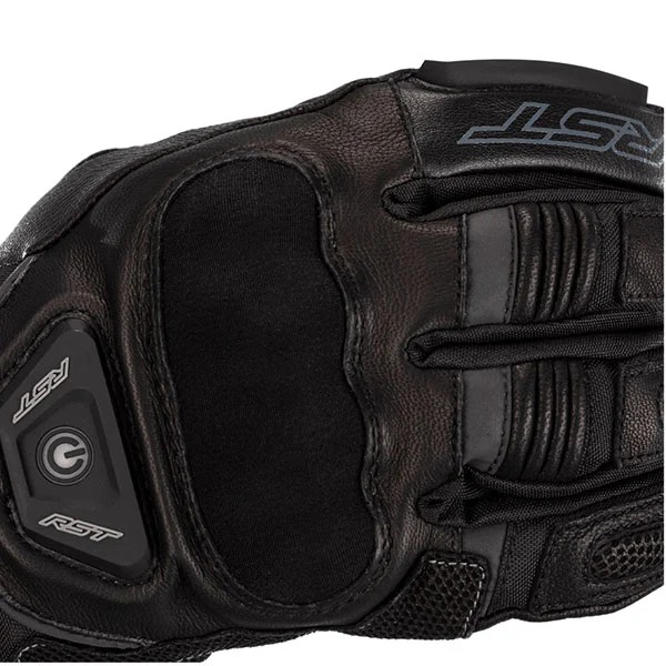 RST Pro Series Paragon 6 Heated CE Gloves - Black