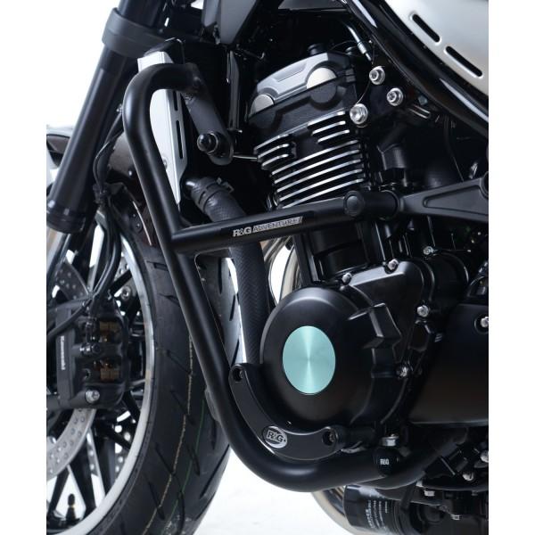 R&G Adventure Bars Black Kawasaki Z900RS 2018-2021