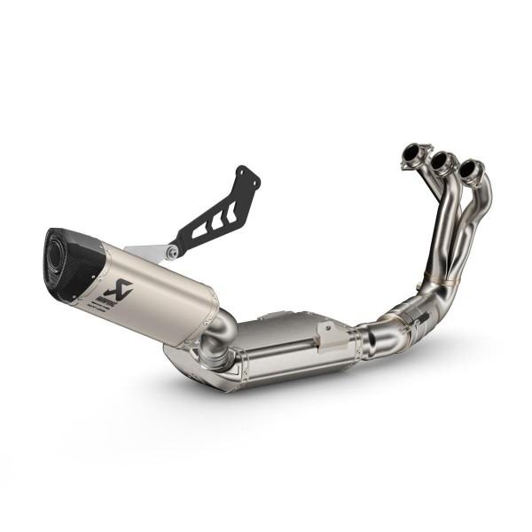 Yamaha MT-09 Akrapovic Exhaust - Full System