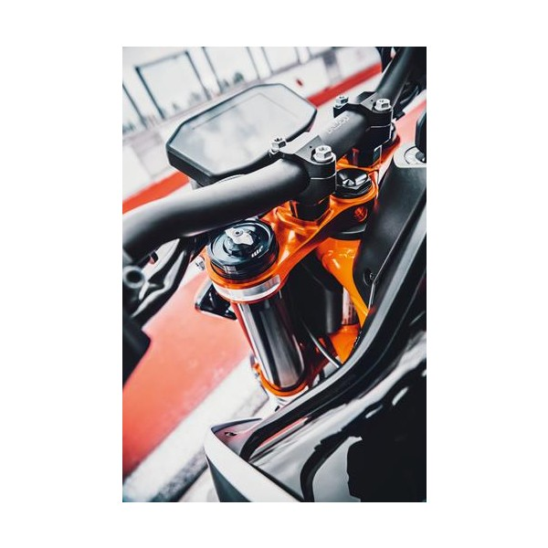 KTM Factory Triple Clamp