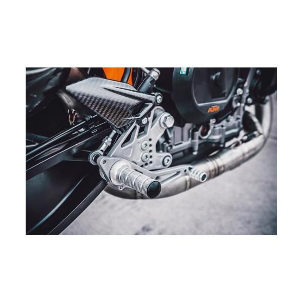 KTM Factory Footpeg System