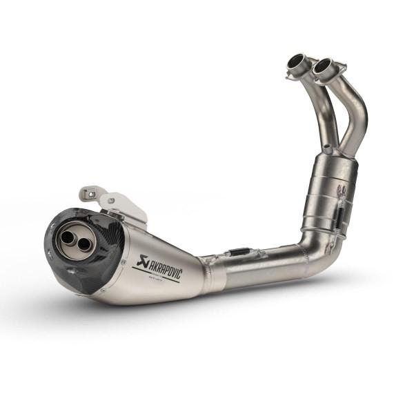 Yamaha MT-07 Akrapovic Exhaust - Full System