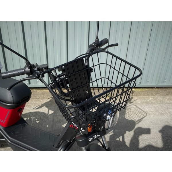 Keeway E-ZI Mini Front Basket Assembly