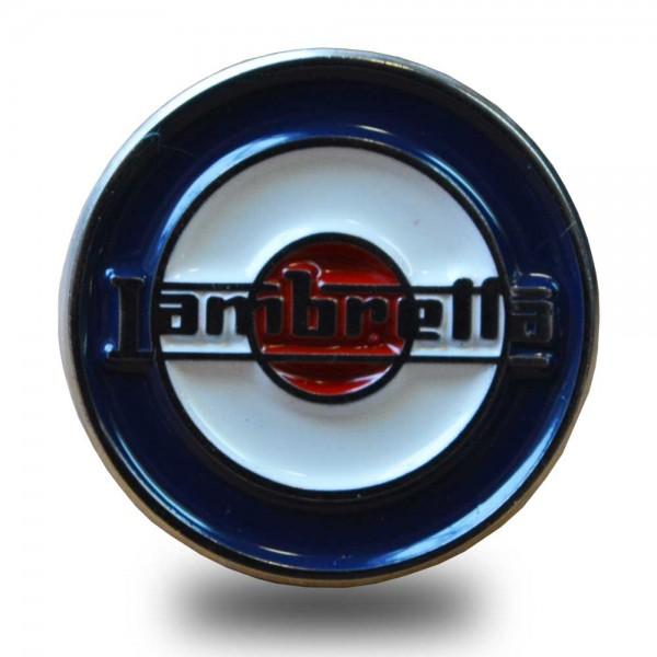 Lambretta Pin badge-Target