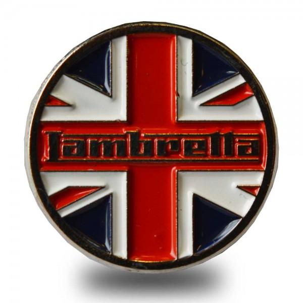 Lambretta Pin badge-Union Flag