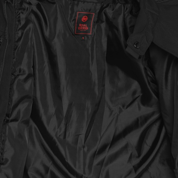 Royal Enfield Nirvik CE Motorcycle Jacket Black