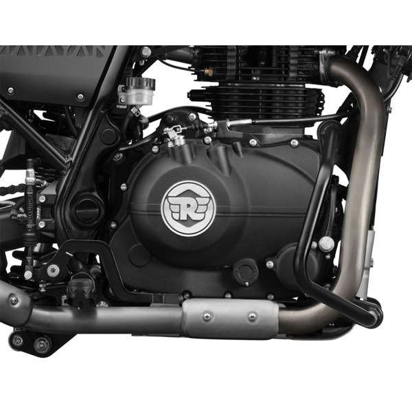 Royal Enfiled Himalayan Compact Engine Bar Blk KXG00016