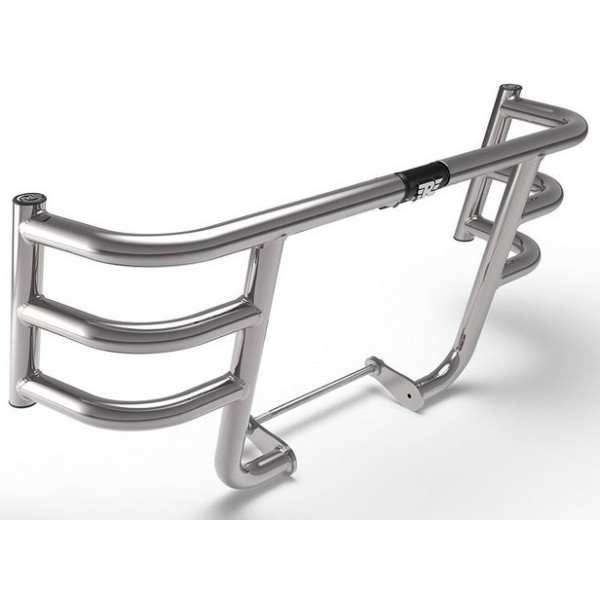 Royal Enfield Meteor Engine Guard, Air Fly, Stainless Steel KXG00026/E