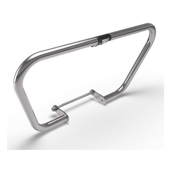 Royal Enfield Engine Guard, Trapezium, Stainless Steel KXG00020/D