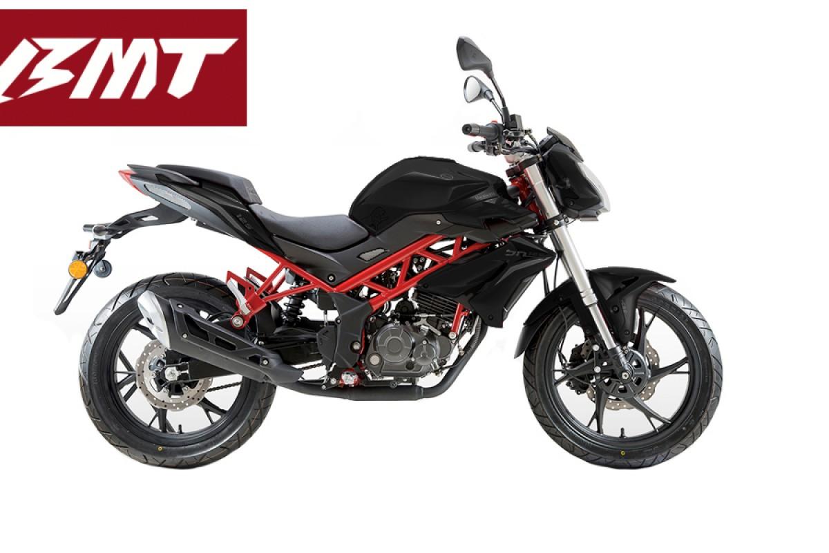 Black BN 125