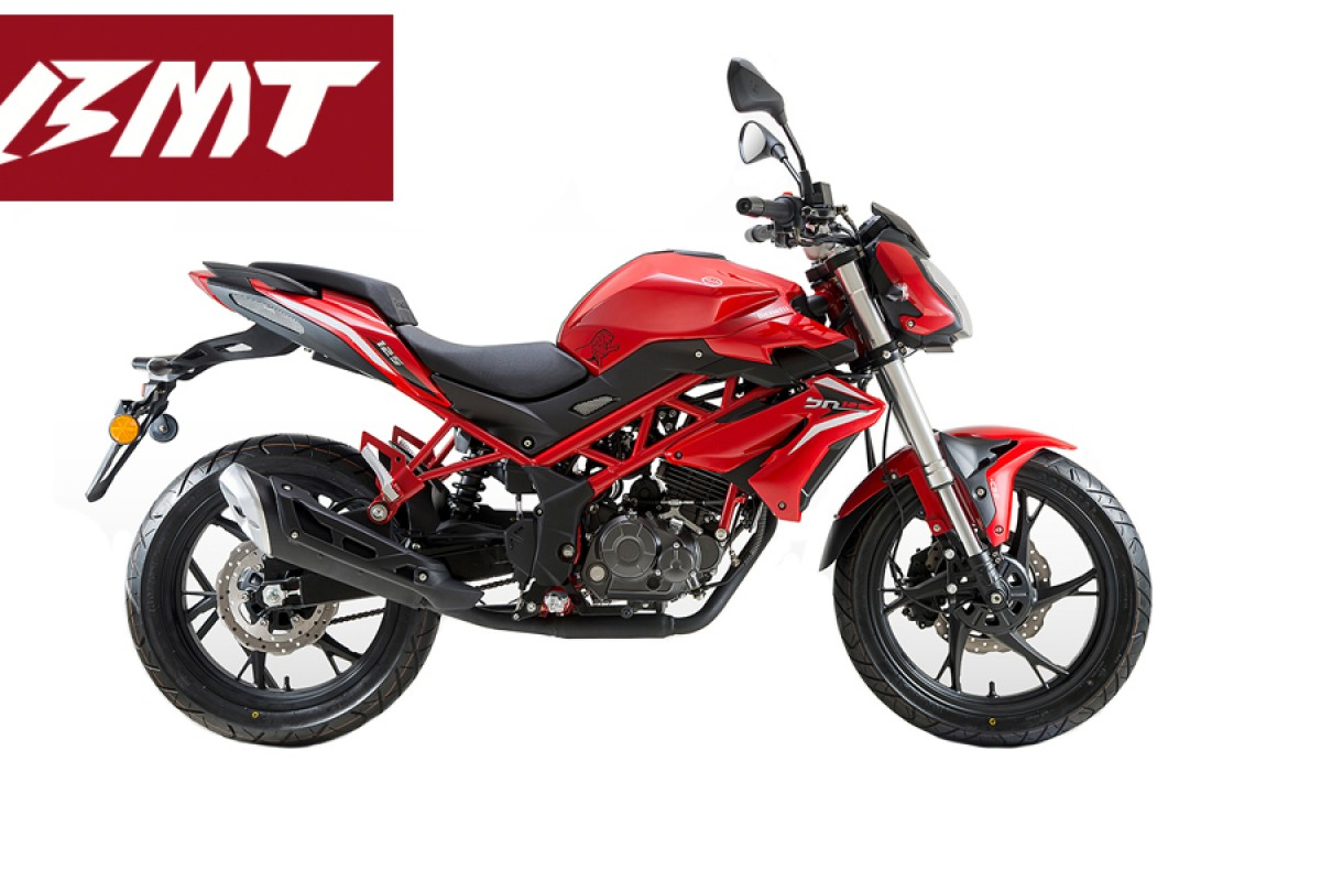 Red BN 125cc